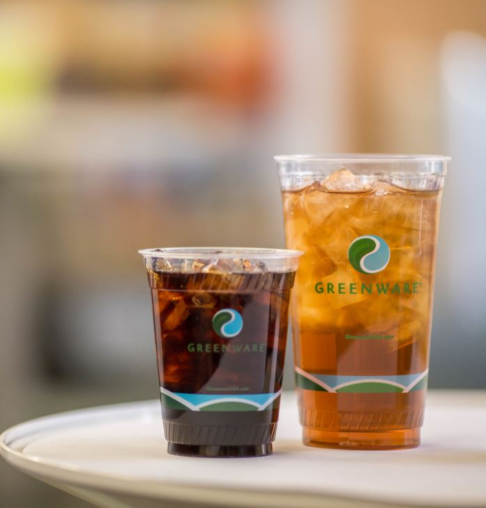 fabri kal clear pla cups cold compostable